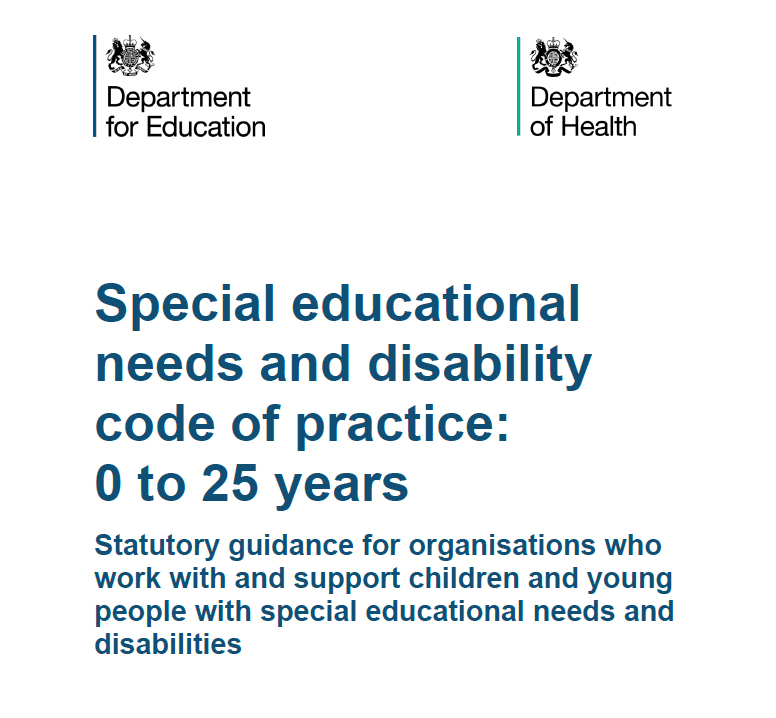 Special Education needs and disabilty picture